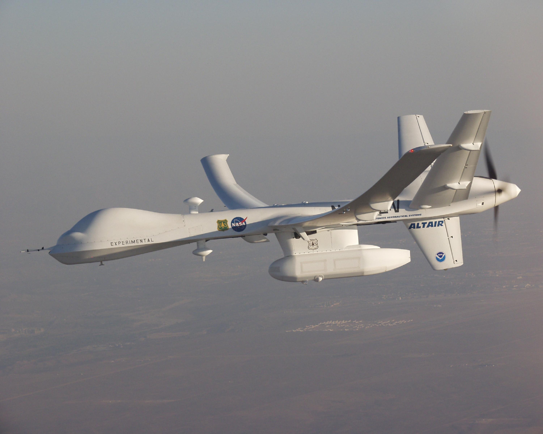Aircraft Military Predator UAV Drone MQ 9 Reaper