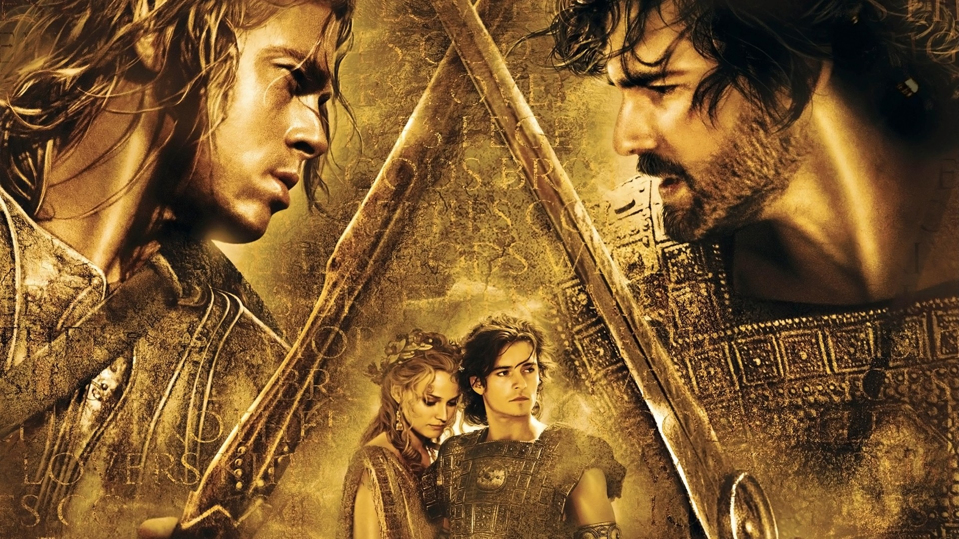 Paris Movies Brad Pitt Troy Achilles Hector Helen Of Troy Hd Wallpaper View Resize And Free Download Wallpaperjam Com
