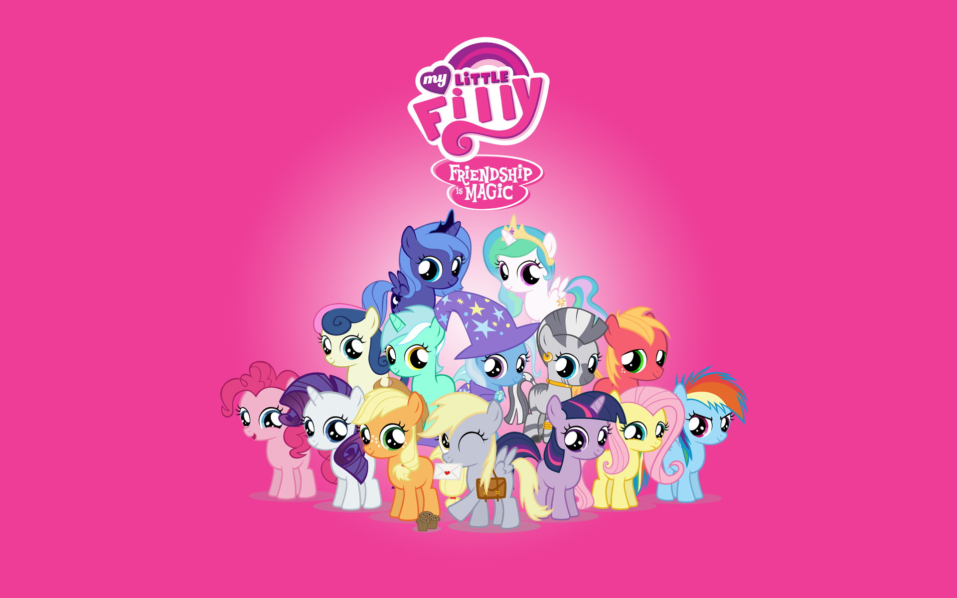 Young My Little Pony Ponies My Little Pony Friendship Is Magic