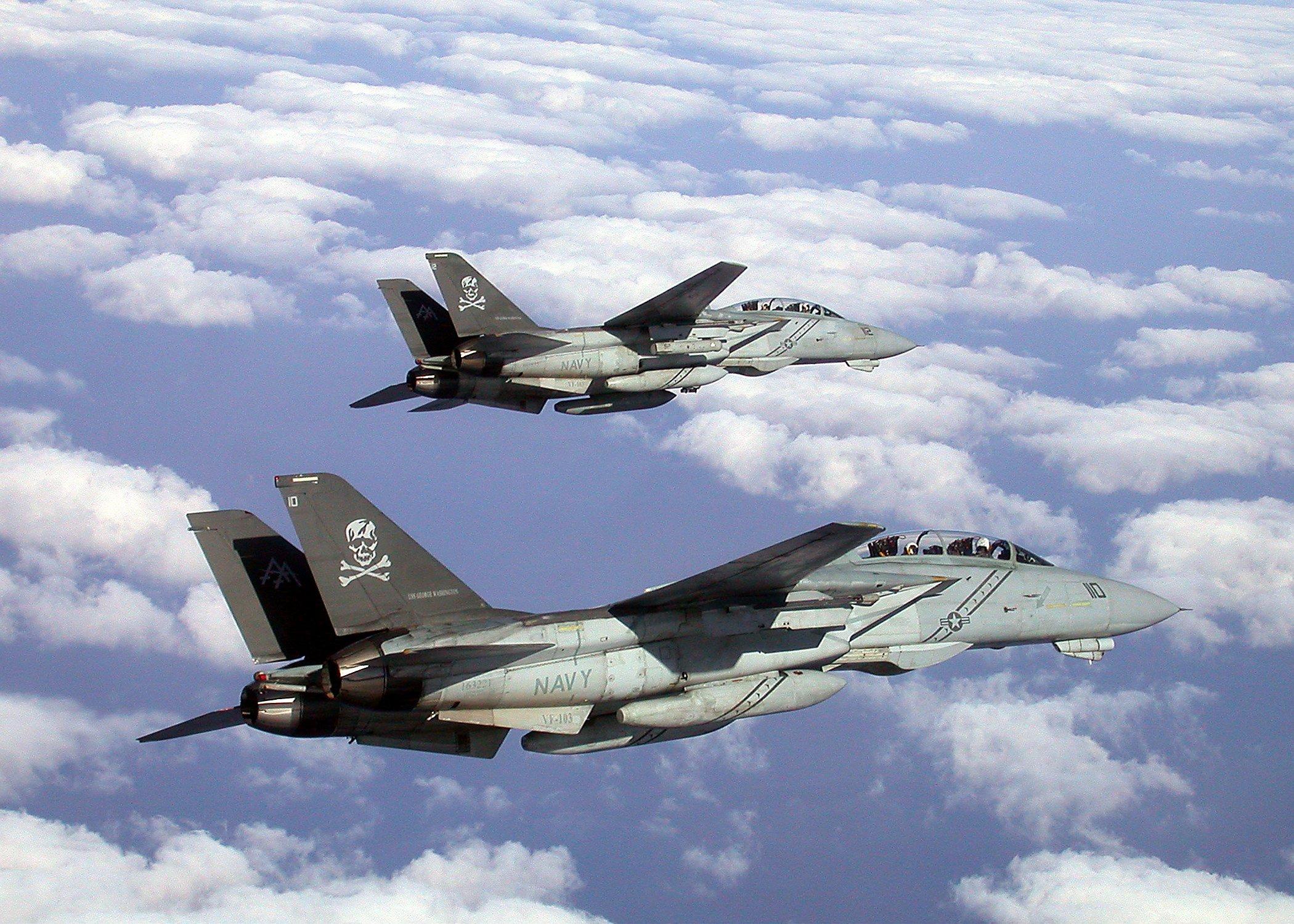 Aircraft F 14 Tomcat Free Wallpaper Wallpaperjam Com