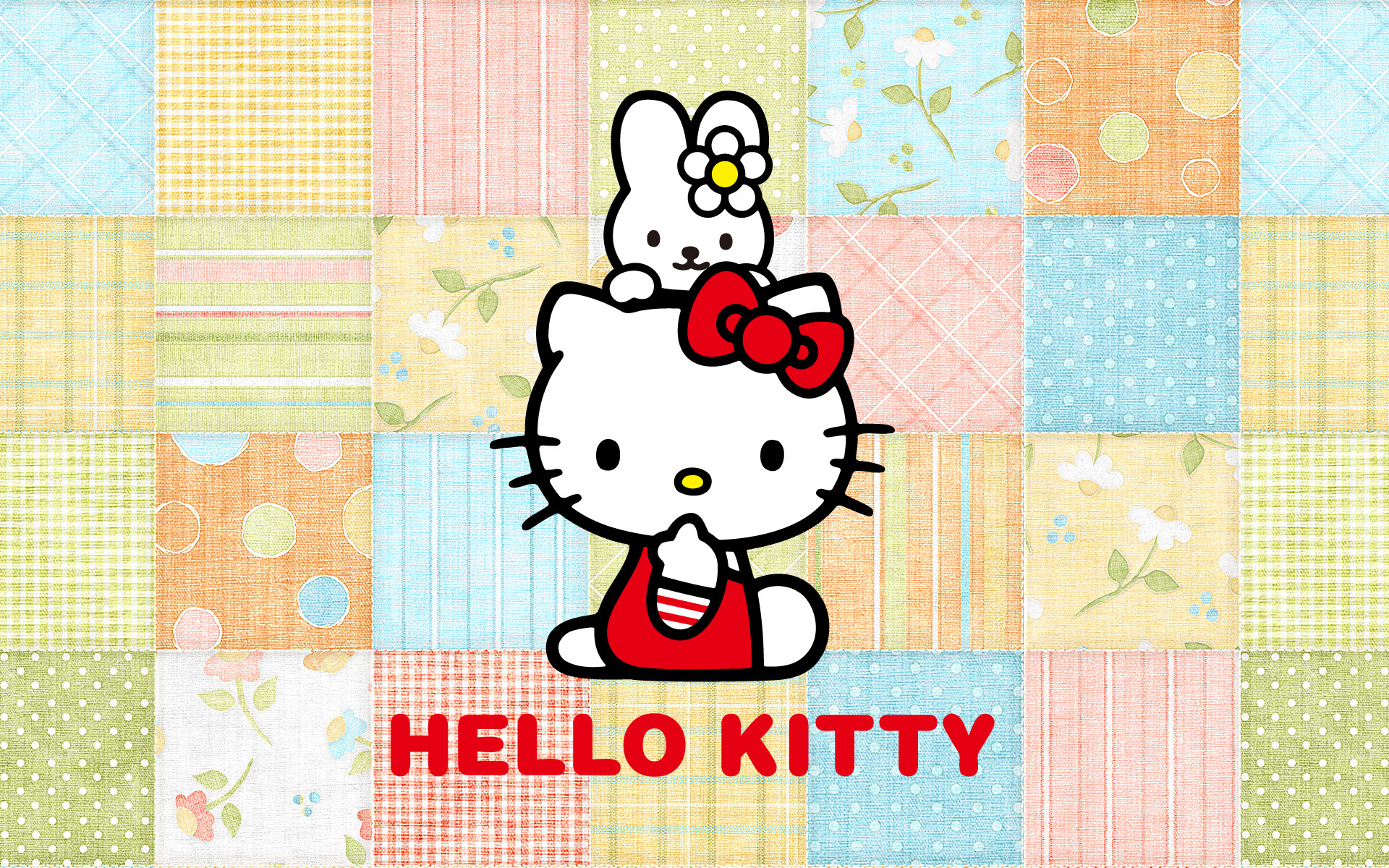 Hello Kitty Free Wallpaper WallpaperJam