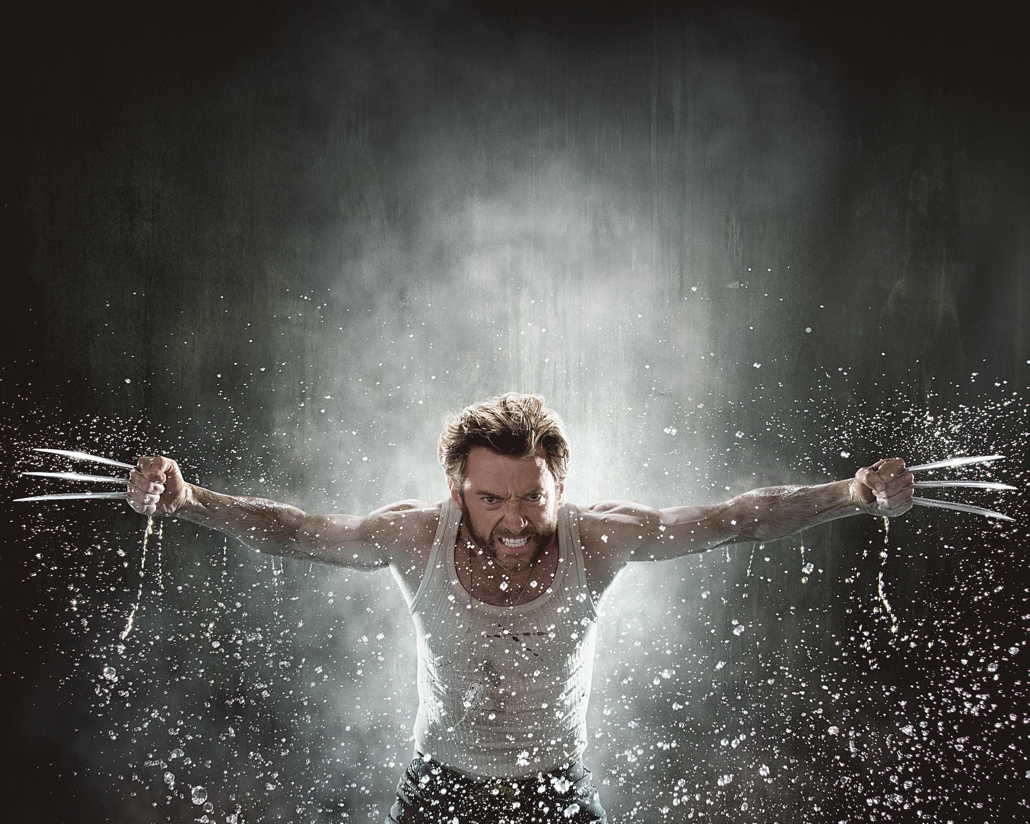 Wolverine Hugh Jackman X Men Origins