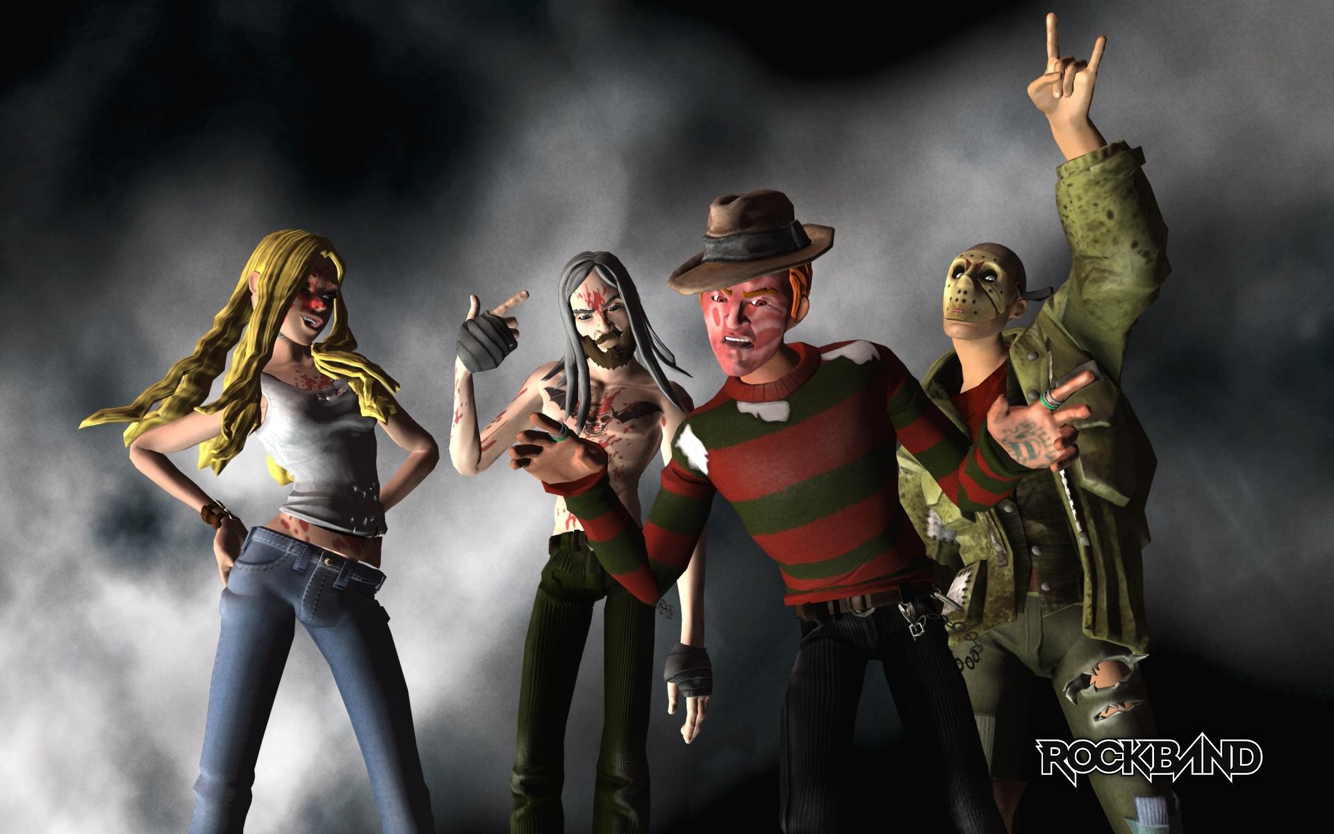Horror Video Games Freddy Krueger