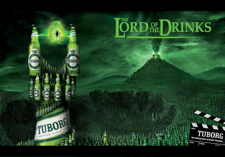 Beers Tuborg Free Wallpaper Wallpaperjam Com
