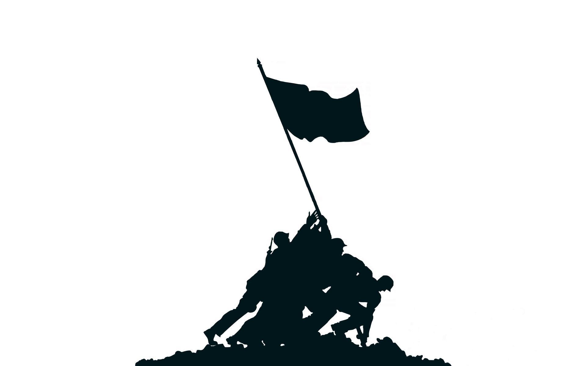 Iwo Jima - Free Wallpaper