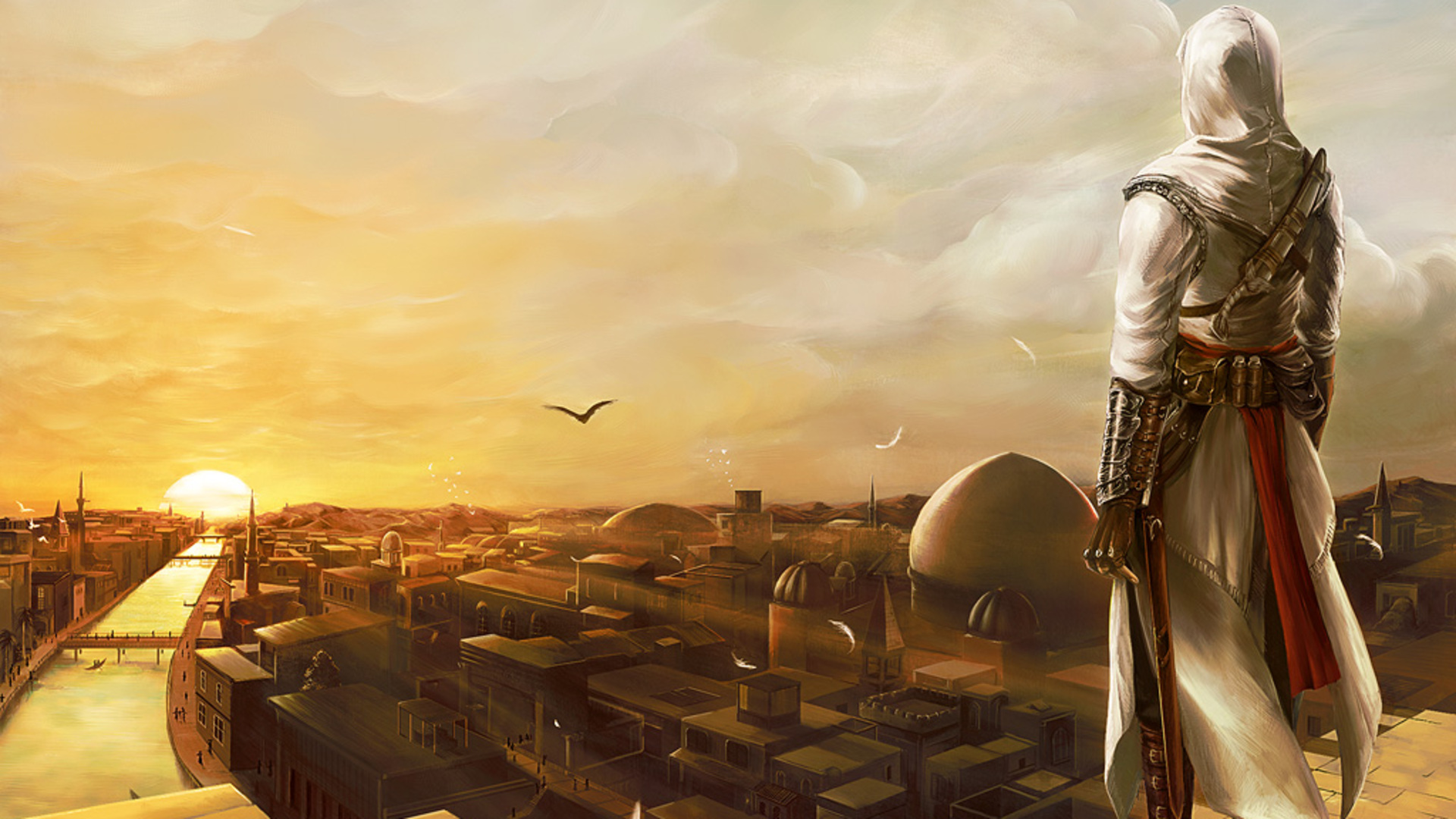 Video Games Assassins Creed Free Wallpaper Wallpaperjam Com