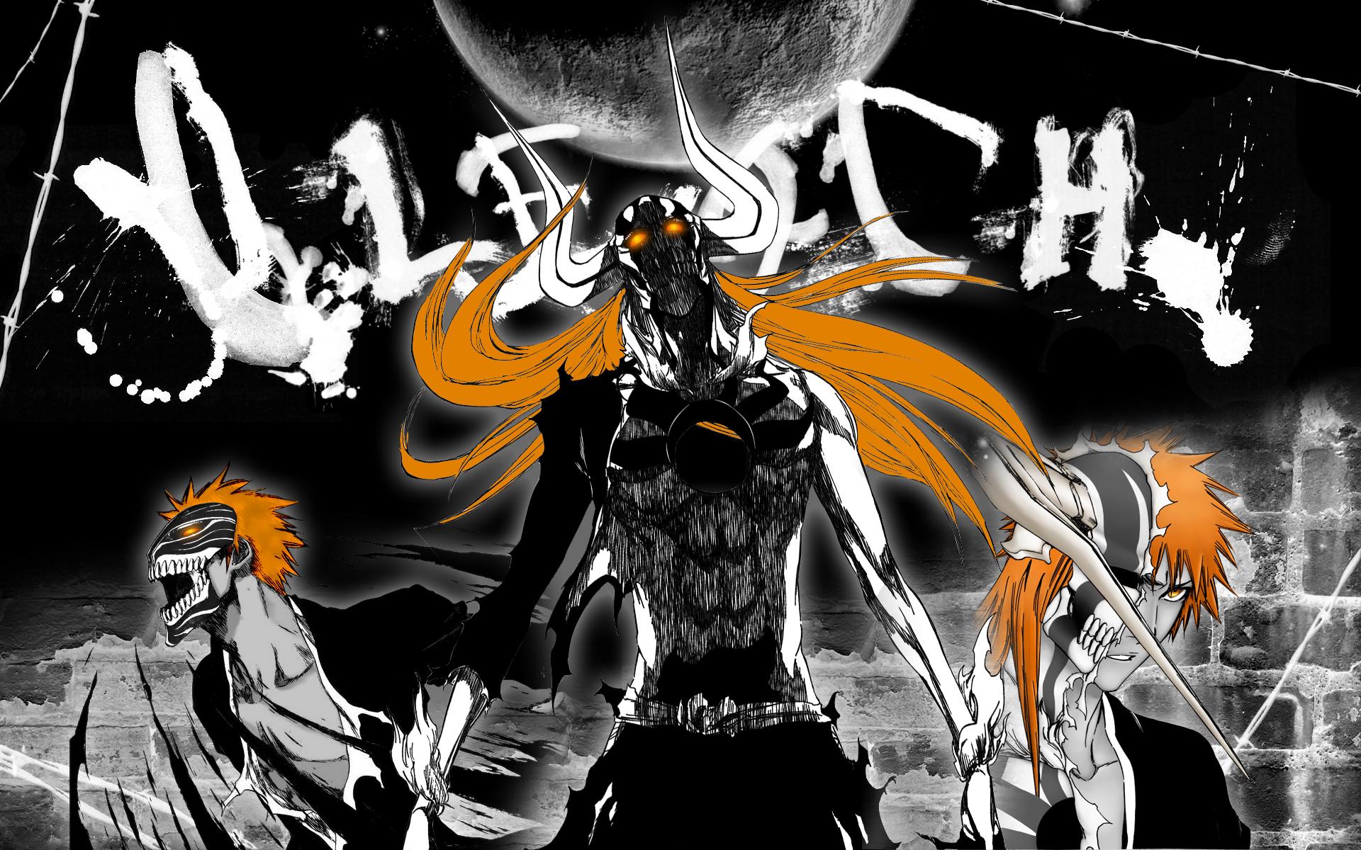 Bleach Kurosaki Ichigo Hollow Selective Coloring