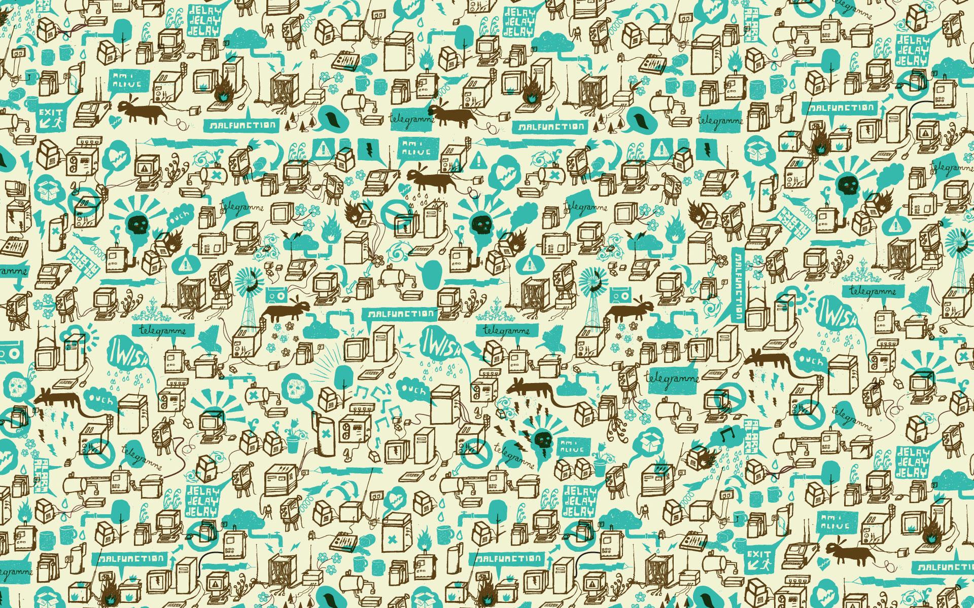Computers Patterns Artwork Hd Wallpaper View Resize And Free Download Wallpaperjam Com