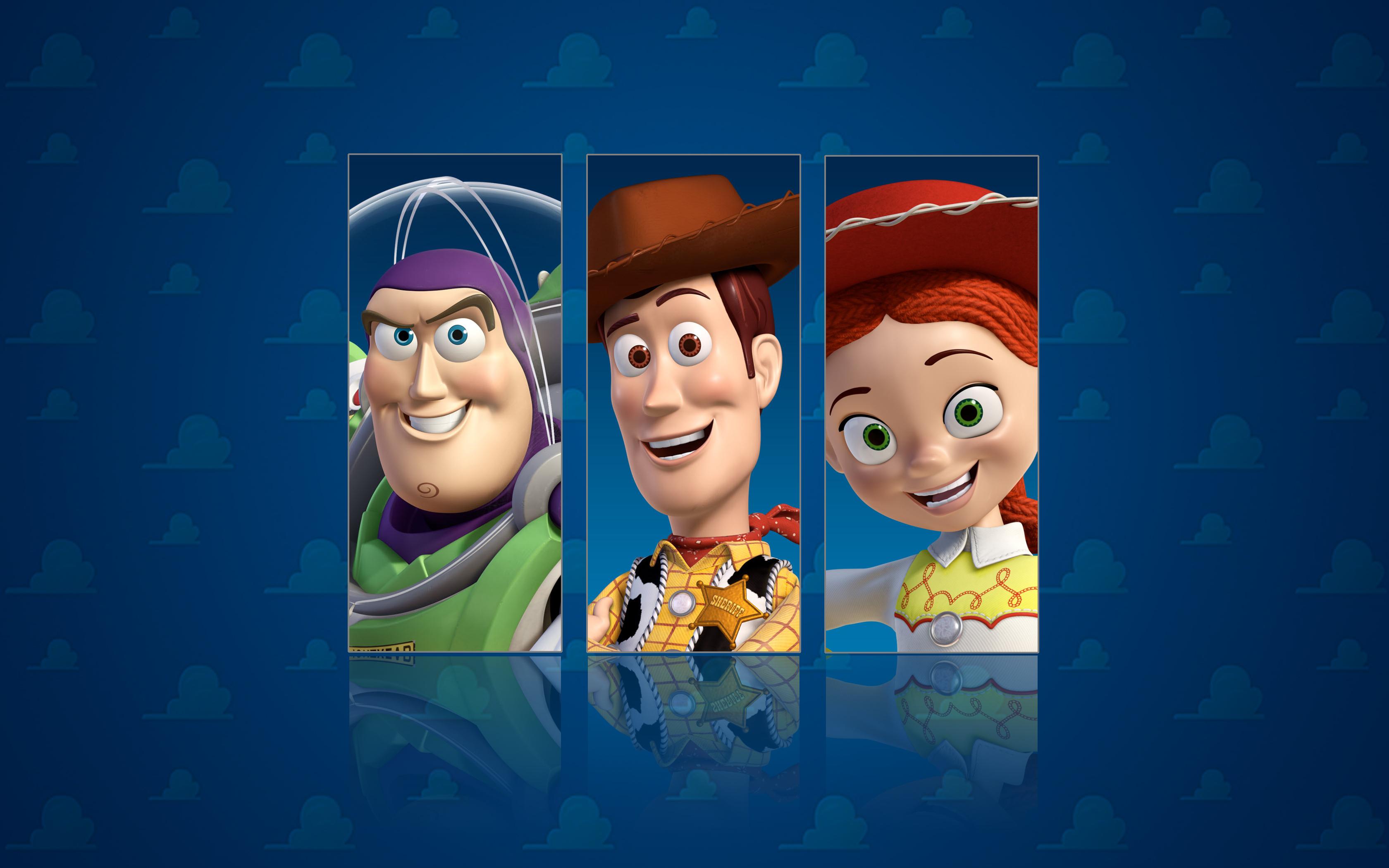 Toy Story Buzz Lightyear Woody