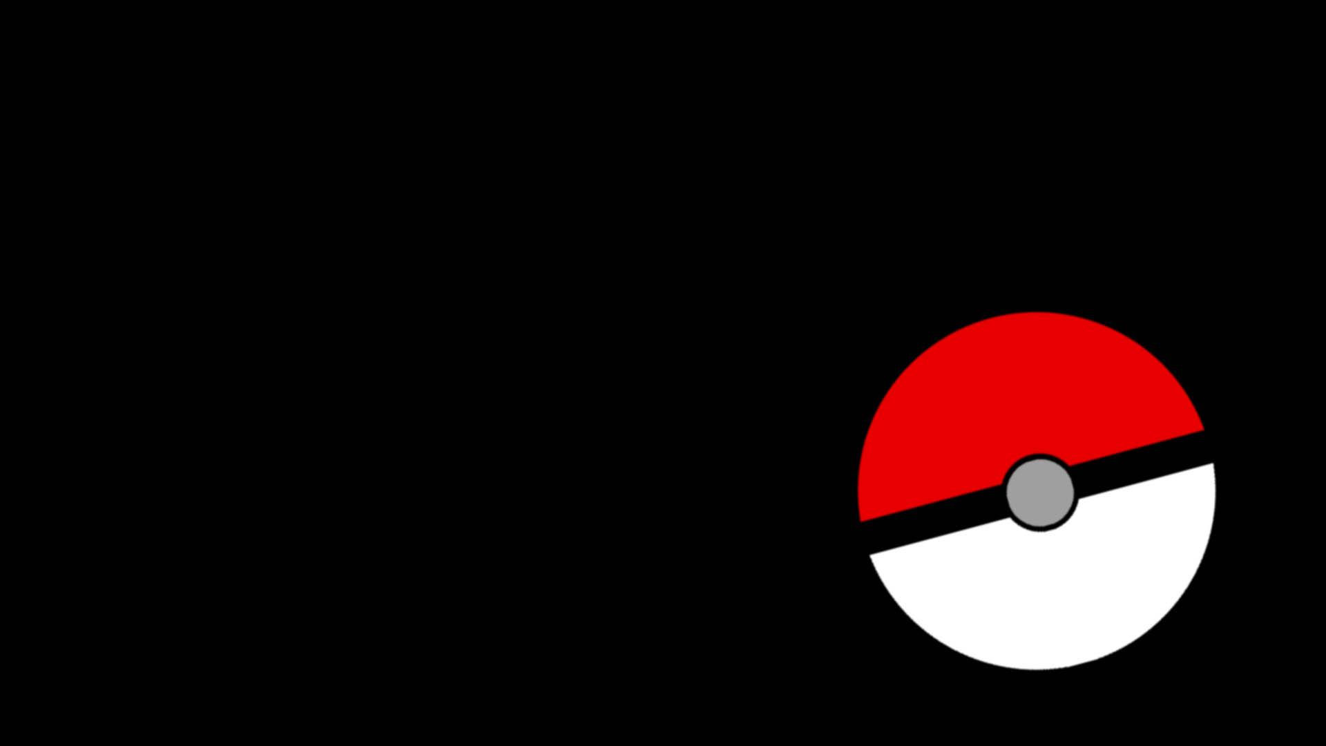 Pokemon, Poke Balls, black background