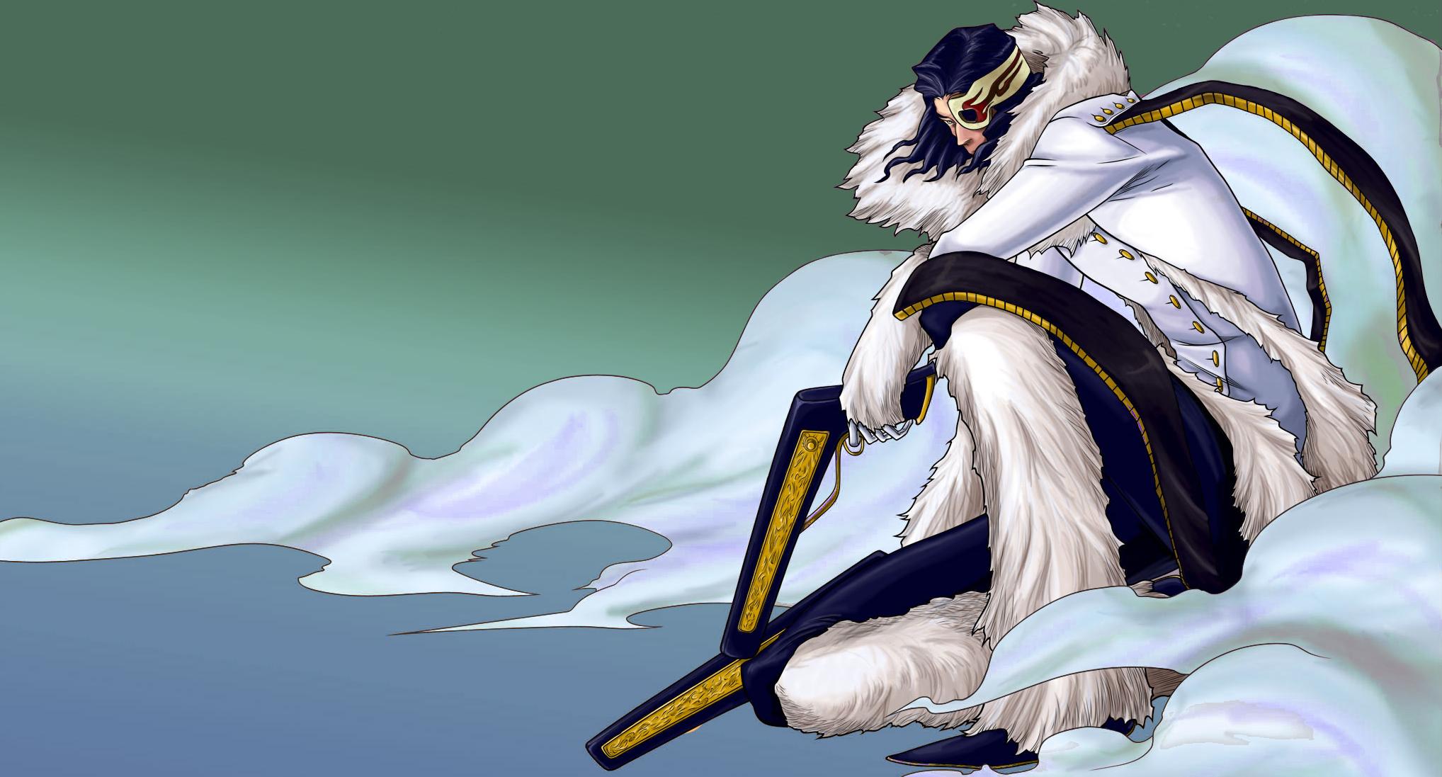 Bleach Espada Coyote Stark