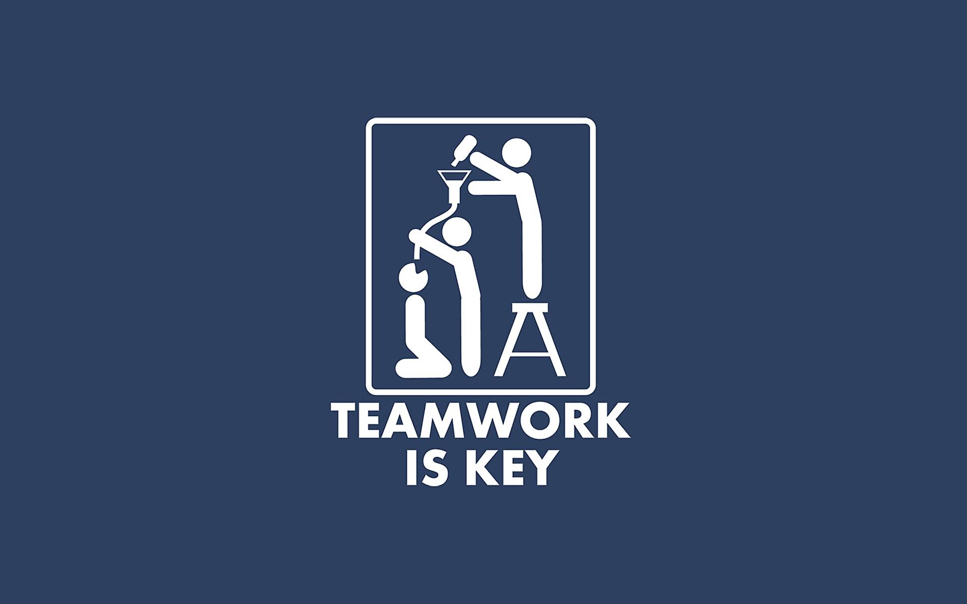 teamwork office wallpaper. Beers, Minimalistic, Slogan, Teamwork - Free Wallpaper / WallpaperJam.com Office