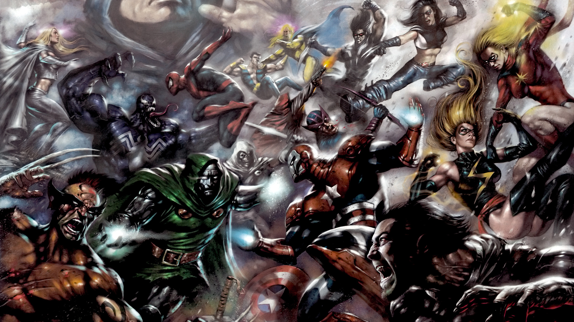 Comics Marvel X Force Dark Avengers