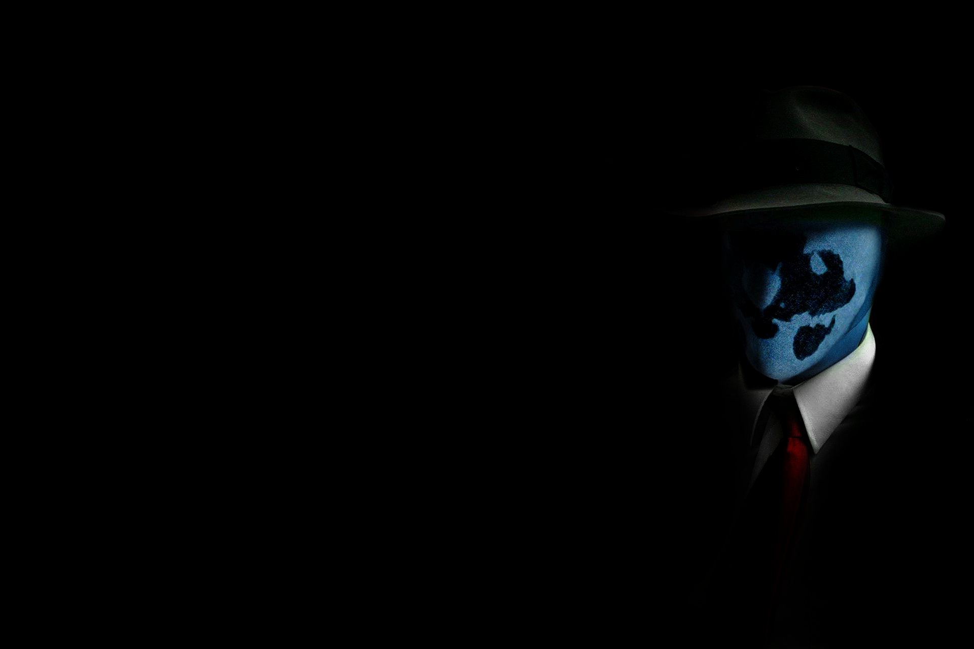 Watchmen, Rorschach - Free Wallpaper