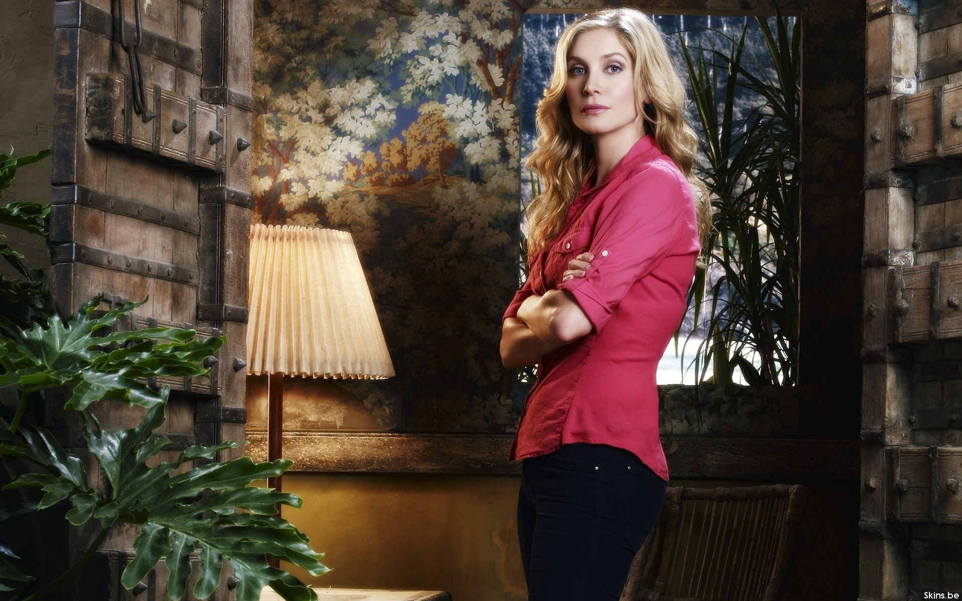 women, Lost (TV Series), Elizabeth Mitchell - desktop wallpaper