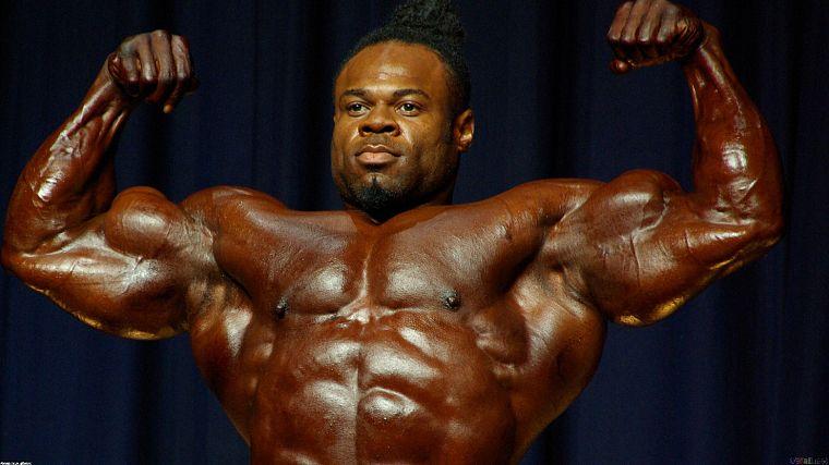 men, bodybuilding, Kai Greene - Free
