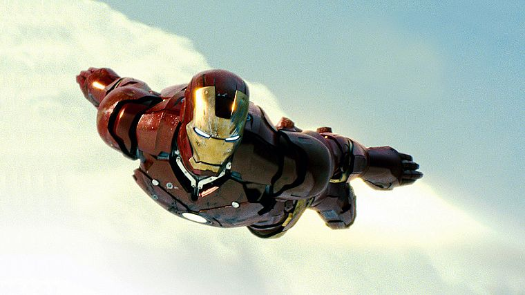 Iron Man, movies - desktop wallpaper