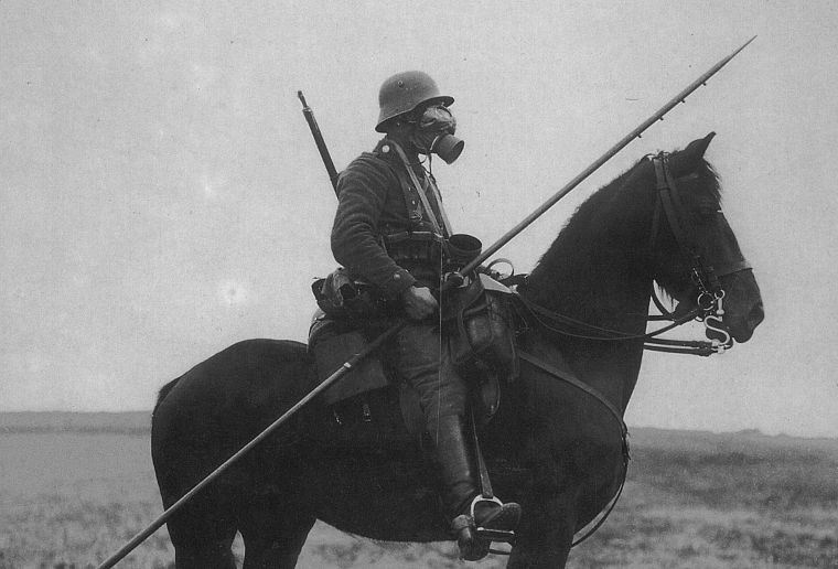 soldiers, horses, World War I, helmets, German Armed Forces - desktop wallpaper