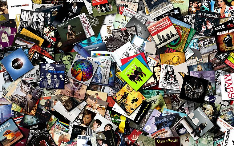 music, Muse, placebo, Rock music, Blink 182, albums - desktop wallpaper