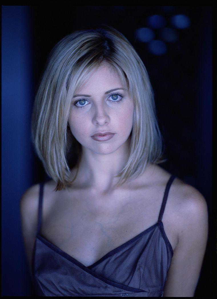 Sarah Michelle Gellar Buffy The Vampire Slayer Buffy Summers
