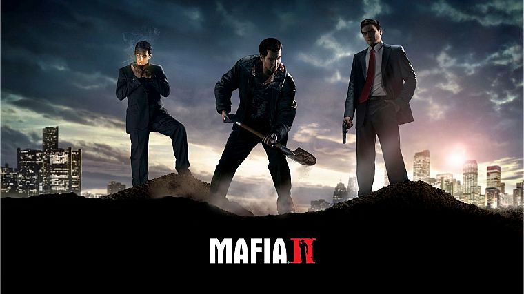 video games, mafia - desktop wallpaper