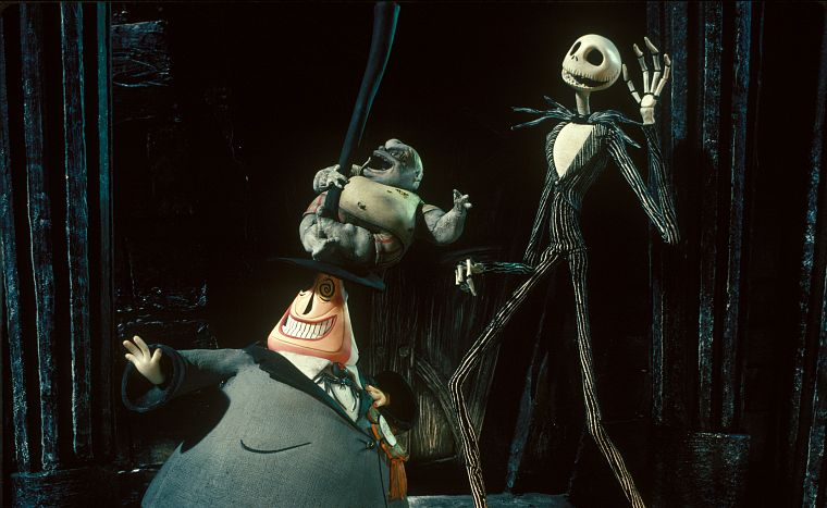 movies, Jack Skellington, The Nightmare Before Christmas - desktop wallpaper