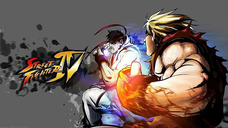 Street Fighter Ryu Ken Free Wallpaper Wallpaperjam Com