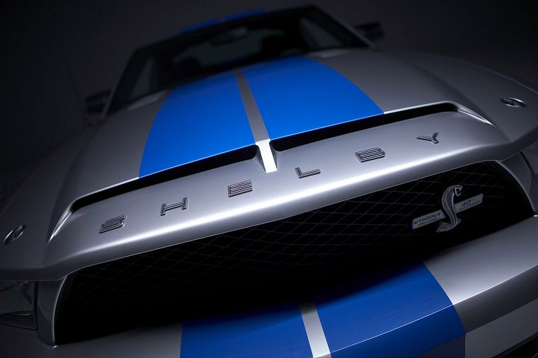 Ford Mustang Shelby GT500 - desktop wallpaper
