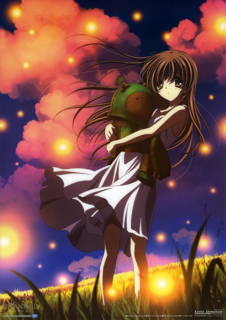iphone clannad after story wallpaper