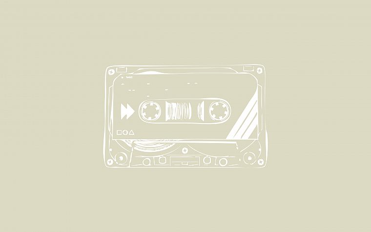 cassette, tape - desktop wallpaper