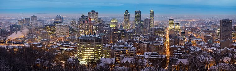 cityscapes, architecture, buildings, Montreal - desktop wallpaper
