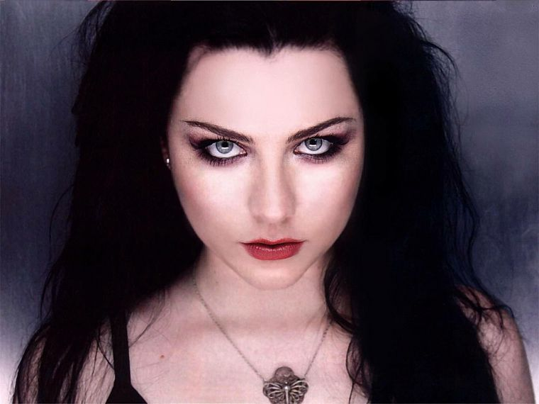 Amy Lee - desktop wallpaper