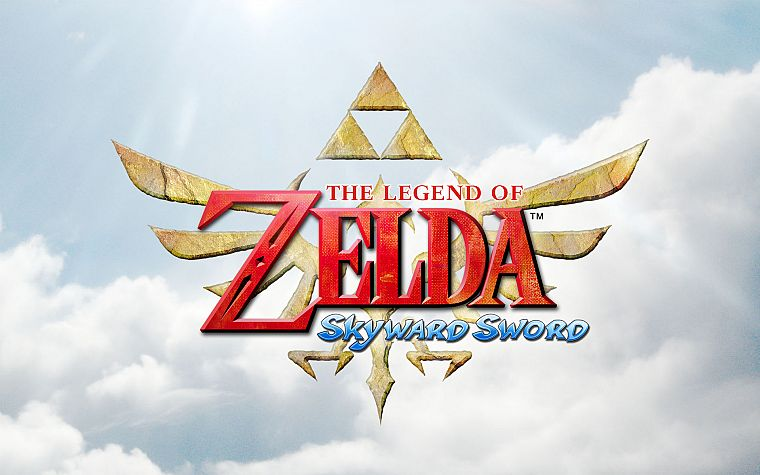 The Legend of Zelda, Skyward Sword - desktop wallpaper