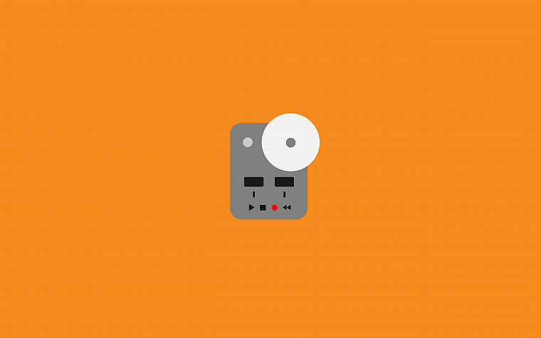 minimalistic, objects - desktop wallpaper