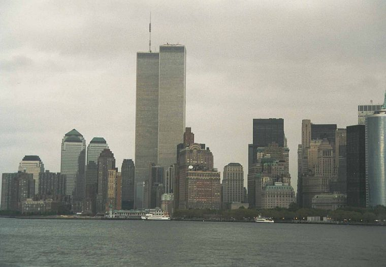 World Trade Center New York City Manhattan Twin Towers