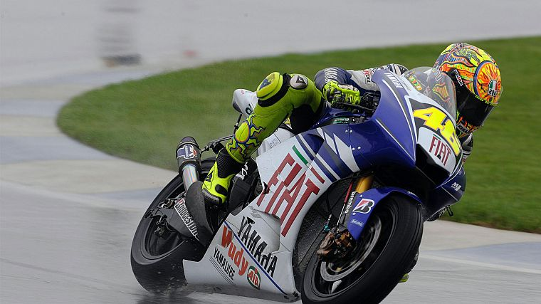 bikes, vehicles, Moto GP, motorbikes, Valentino Rossi - desktop wallpaper
