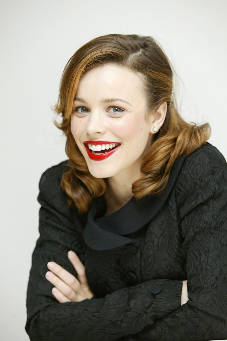 blondes, women, Rachel McAdams - desktop wallpaper
