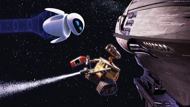Pixar, Wall-E - desktop wallpaper