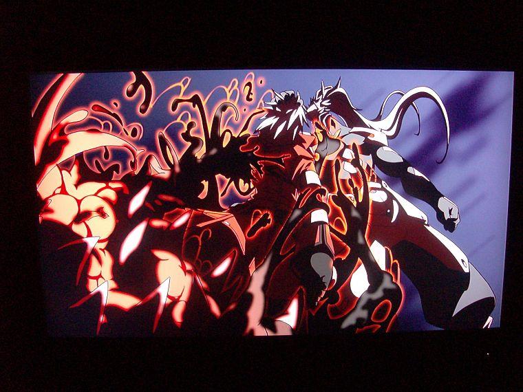 Blazblue, Hakumen, Ragna the Blood Edge - Free Wallpaper