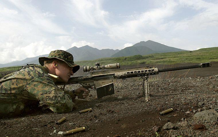 Image for Marine Sniper Wallpaper Free #xld4v