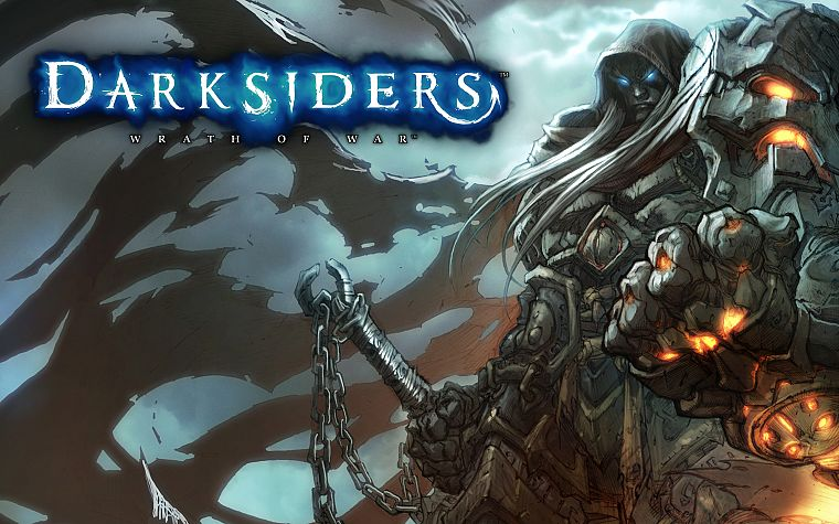 Darksiders - desktop wallpaper
