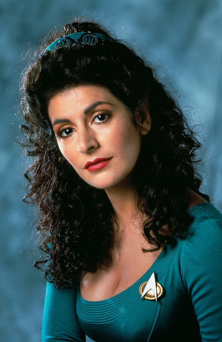 Marina Sirtis Deanna Troi Star Trek The Next Generation Free