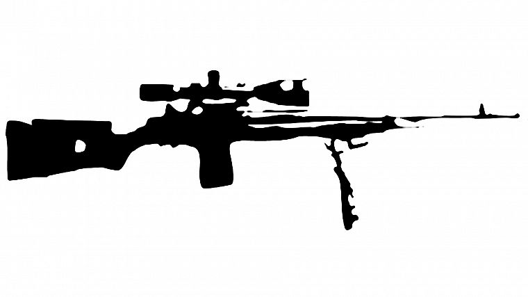 sniper rifles - desktop wallpaper