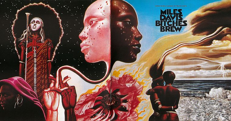 artwork, Miles Davis - desktop wallpaper