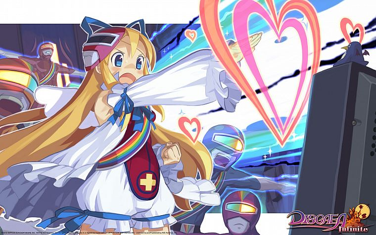 Disgaea - desktop wallpaper