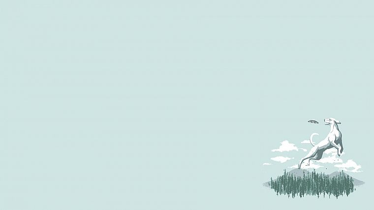 minimalistic - desktop wallpaper