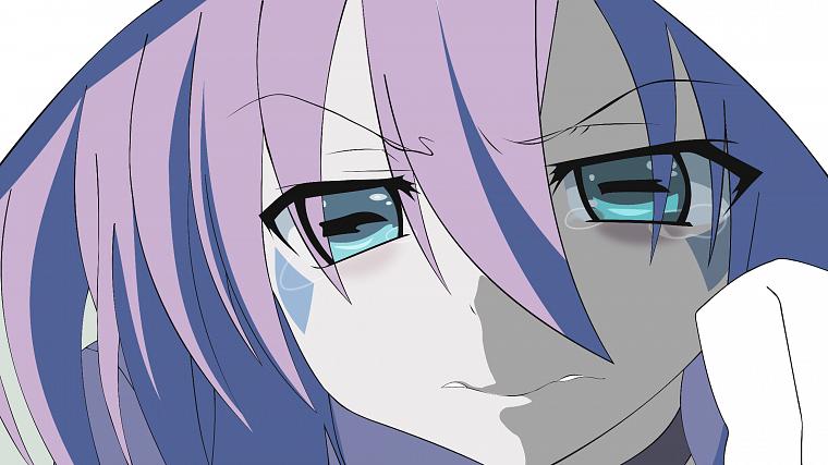 Close Up Sad Yumekui Merry Crying Merry Nightmare Anime Girls