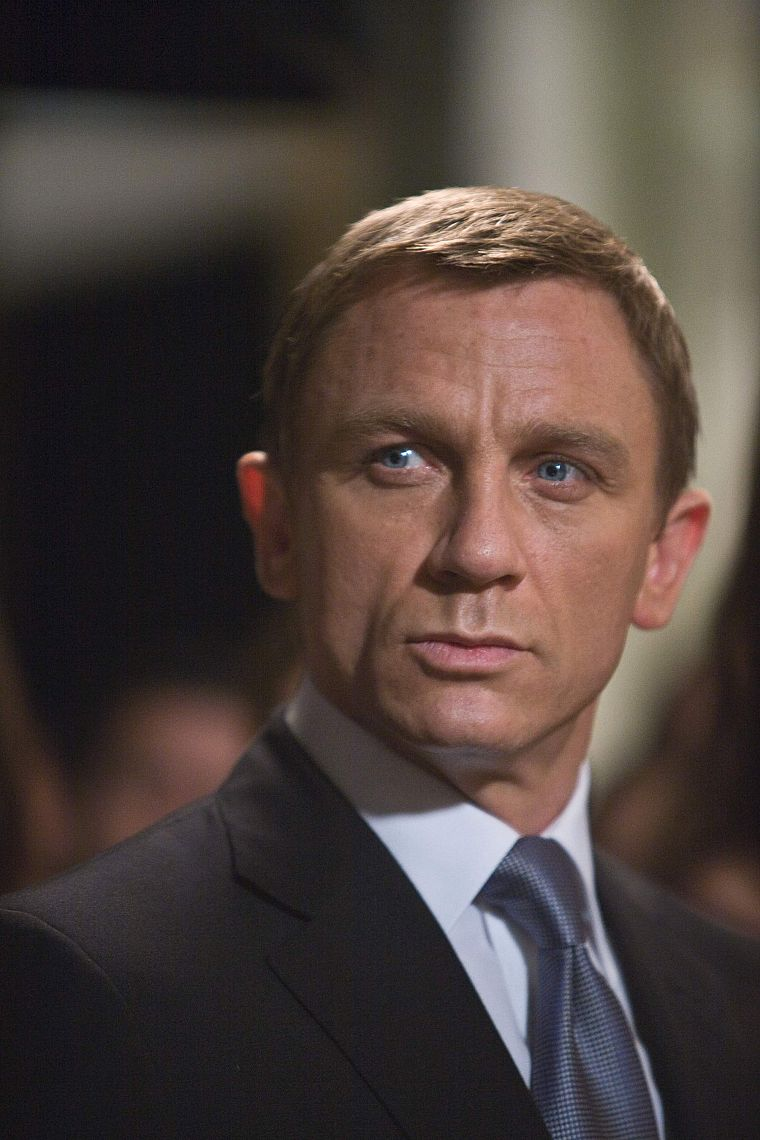 Quantum Of Solace Men James Bond Actors Daniel Craig