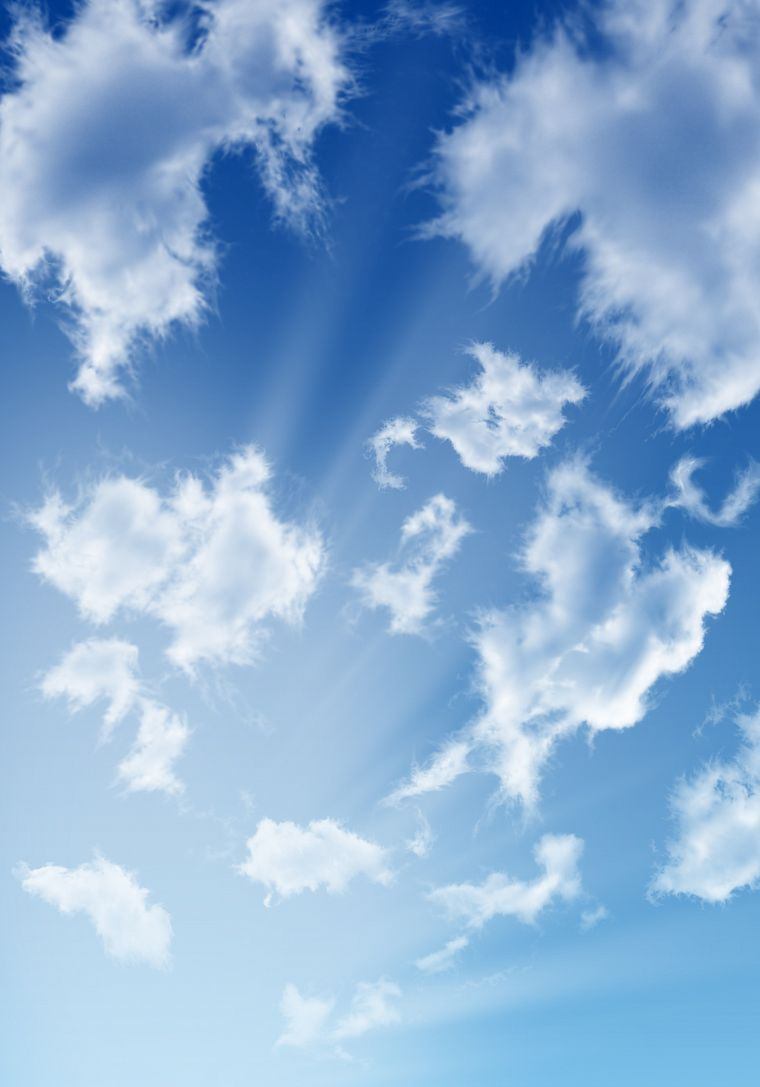 clouds, sunlight, skyscapes - desktop wallpaper