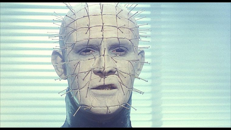 movies, pinhead, Hellraiser - desktop wallpaper